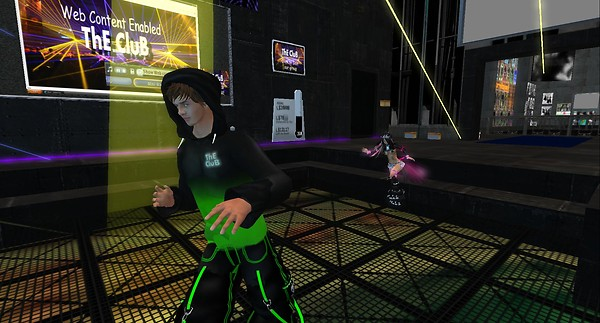 clint maggs in second life