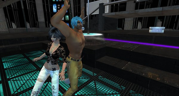 raftwet, xavier at the club in...
