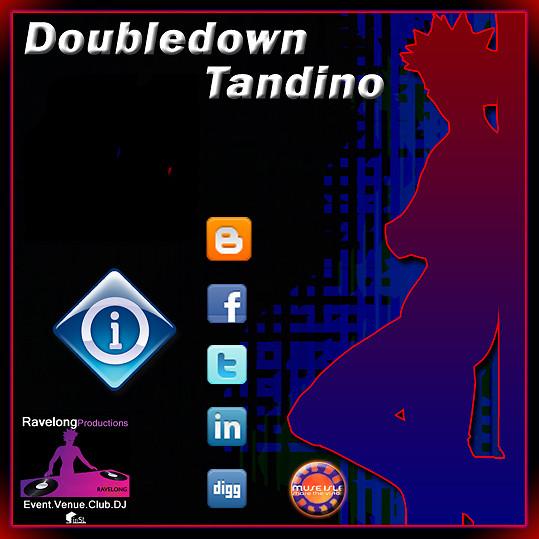 Doubledown Tandino- Music & DJ Info Board 1009.2 - REZ & Click