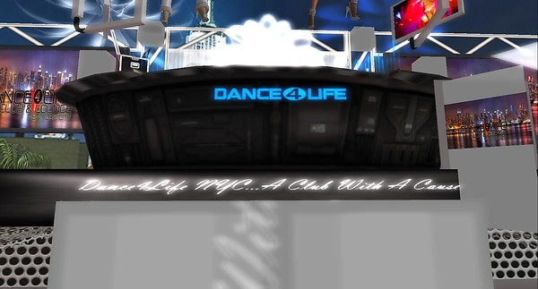 grand reopening of dance4life