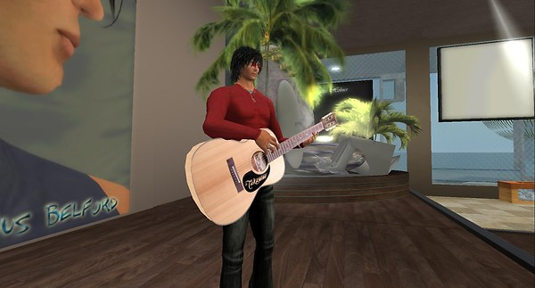 ictus belford in second life