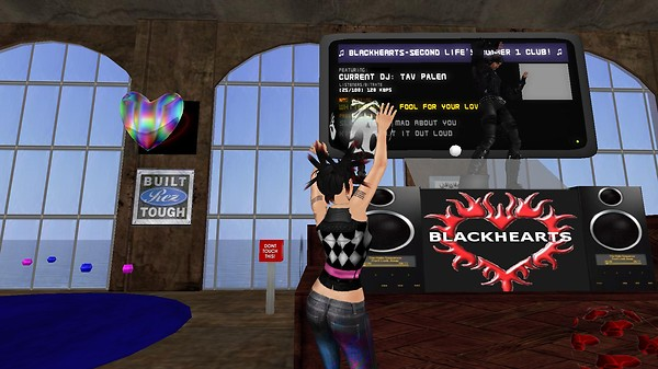 raftwet at dj tav palen party ...