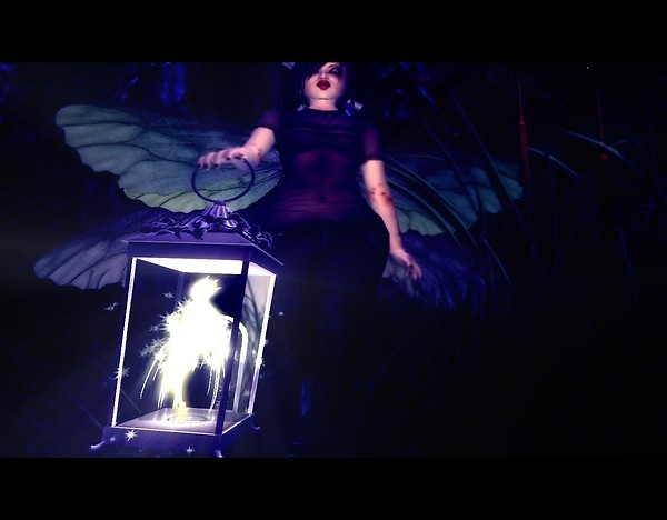 Light my way in darkness