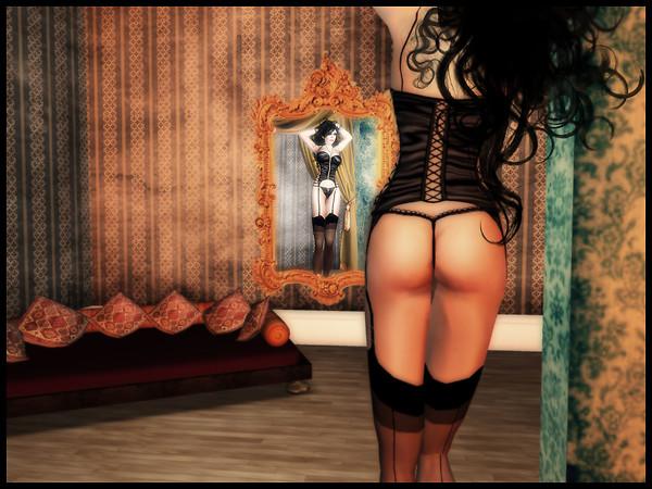 _the mirror