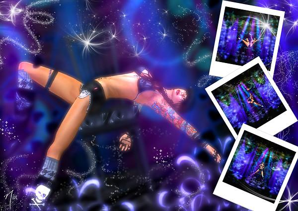 Tatina showgirl