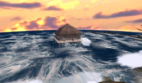 the amazing Second life builds of Naiman Broome - Koinup Burt