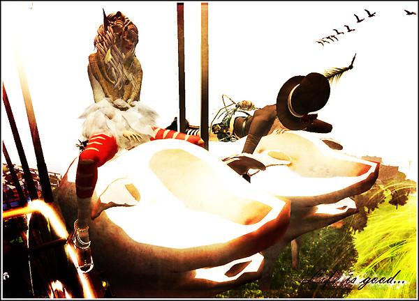 ♥♥♥Buta LOVE♥♥♥ {Life Is Good}
