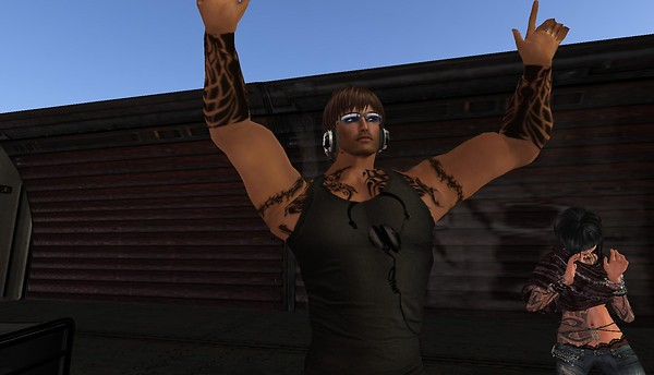 Nurito Inshan in Second Life