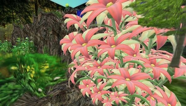 floral fantasies by Opium Fash...