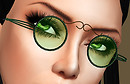 *+CS-Emerald City Glasses+*