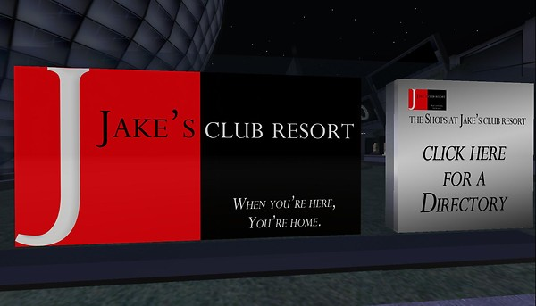 jakes club resort in second l...