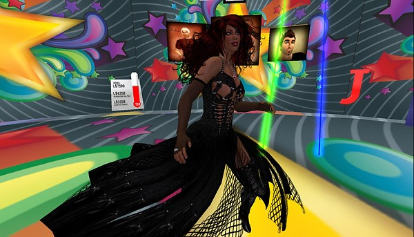 syriana paine in second life