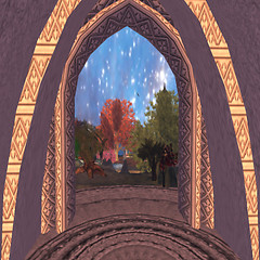 A View thru Arch