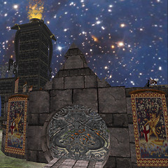 The Arena of Eternal Chivalry - North Gate