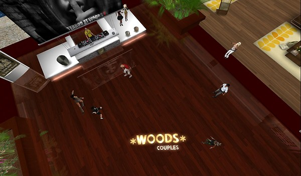 woods club in second life