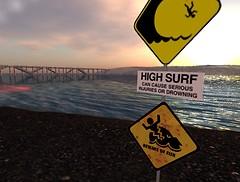 High Surf - Socks Clawtooth