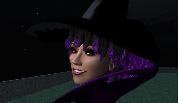 DeeDee is a Witch 1/2