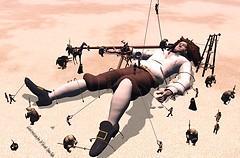 Gulliver's Travel @ BL'09