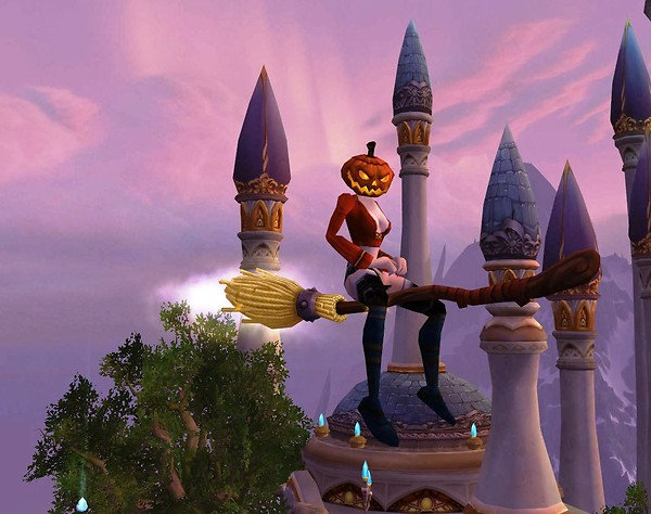 Zulora during Hallowed time :)