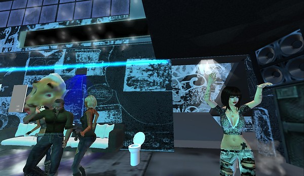 rafee at tir na gra for dj nur...