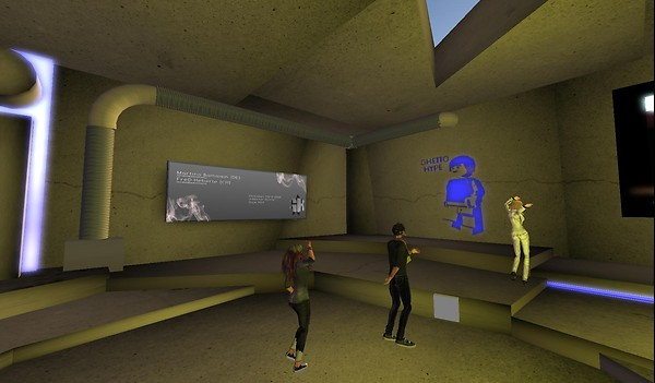Roxie, Arnaud, Raftwet at Le G...