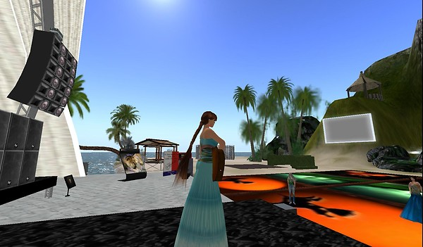 BS Live Music in Second Life