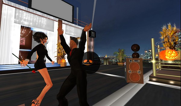 raftwet, xavier at dance4life ...