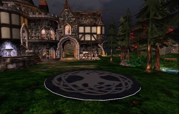 how to build things in second life