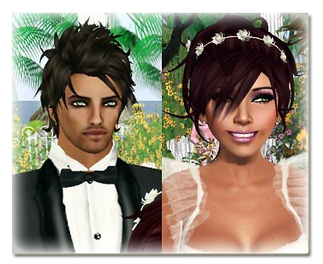 Damien & Leilani Kleinfeld Wedding