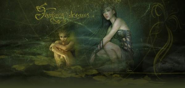 Fantasy dreams