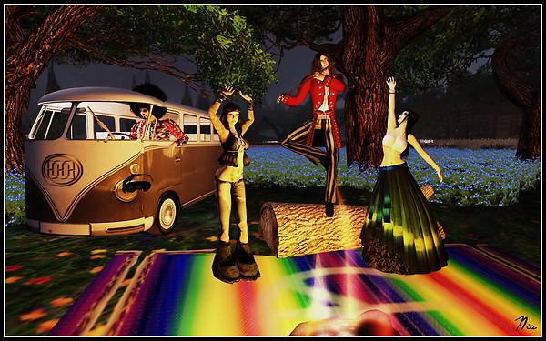 Woodstock Party