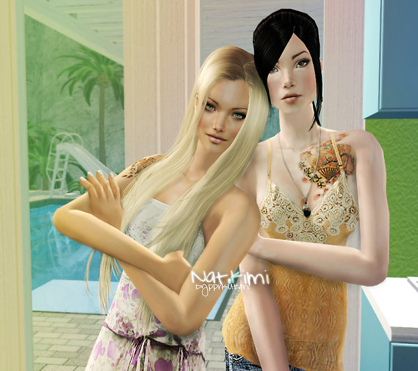 nat and kimi