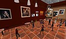 the citybar virtual world second life
