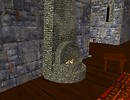 Morris Mertel Fireplace