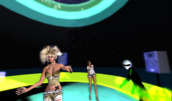 raftwet at mr widget party