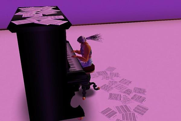 Aww Sheet Music - hynesyte Harbour