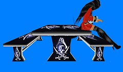 (EOE) SW Naughty Galley Table