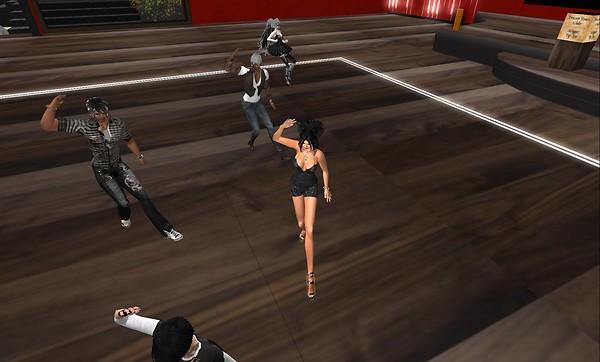 rafee at dream town club