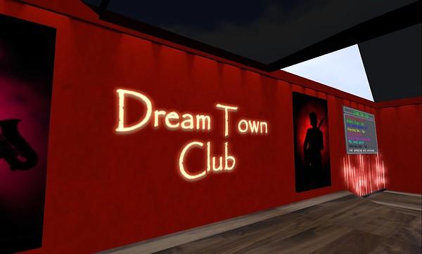 dream town club in virtual wor...