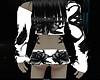 (EOE) BLACK VAMP ROSE CAT