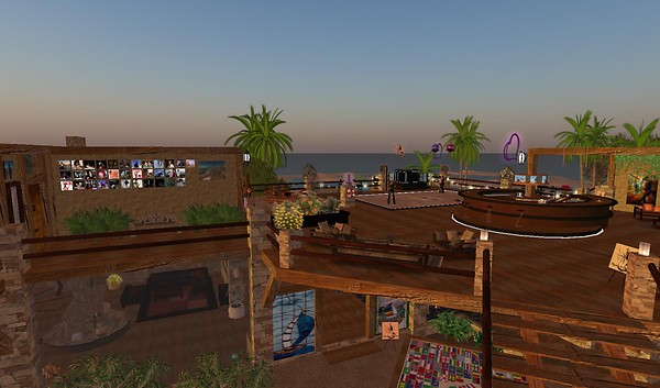 key west resort virtual world ...