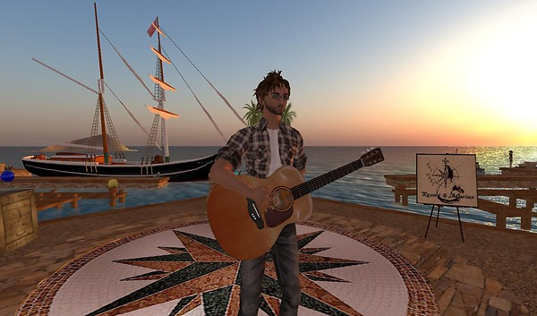 winston ackland in second life
