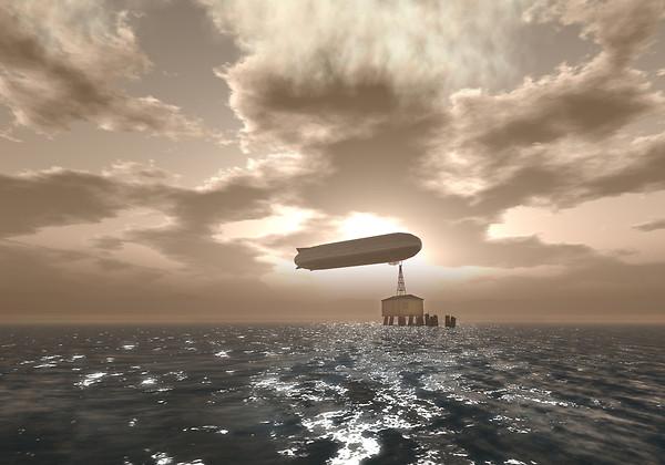 AM Radio and Zeppelin
