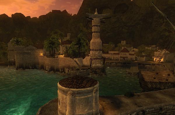 Risen - Harbor City