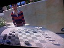 English draught or Checkers in PS Home