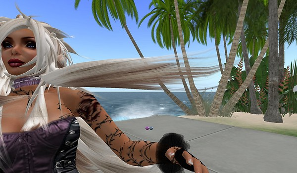 sidda leigh in virtual world o...