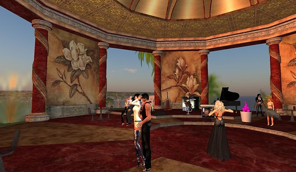 The Majestic in second life