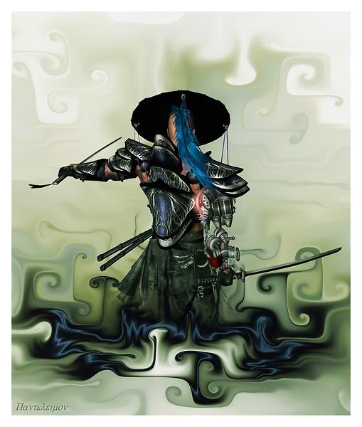 Full Metal Samurai