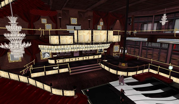 bogarts jazz club in virtual w...