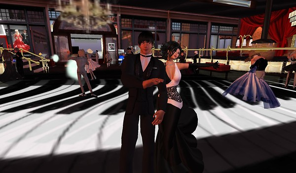 xavier, raftwet from THE A LIS...